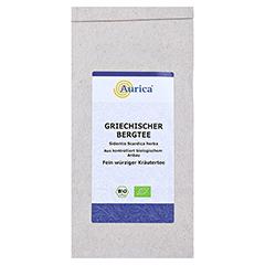 GRIECHISCHER Bergtee Bio 60 Gramm - Vorderseite