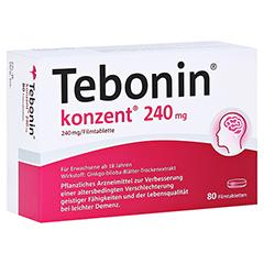 Tebonin konzent 240mg 80 Stück
