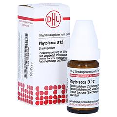 PHYTOLACCA D 12 Globuli 10 Gramm N1