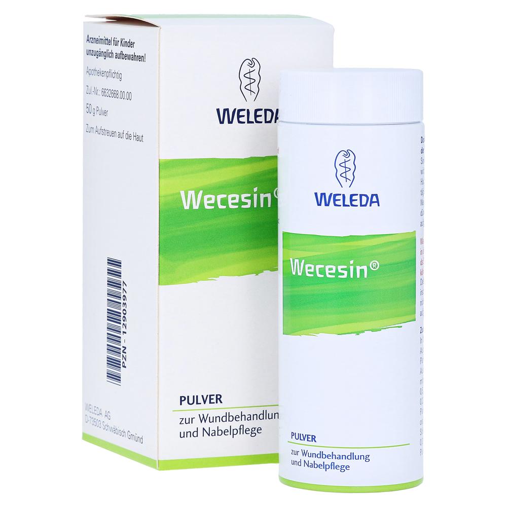 WECESIN Pulver 50 Gramm online bestellen - medpex