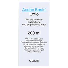 ASCHE Basis Lotio 200 Milliliter - Vorderseite