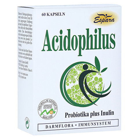 Acidophilus Kapseln 60 Stück