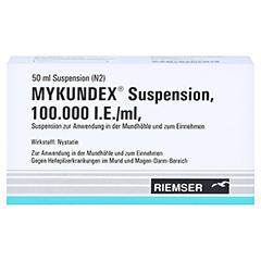Mykundex 50 Milliliter N2 - Vorderseite