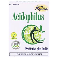 Acidophilus Kapseln 60 Stück - Vorderseite