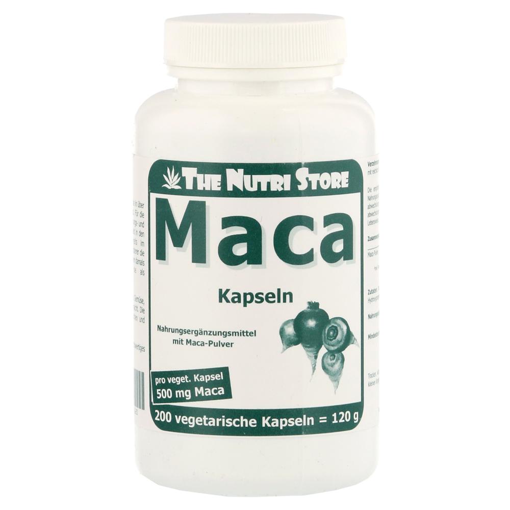 erfahrungen zu maca 500 mg vegetarische kapseln 200 st ck. Black Bedroom Furniture Sets. Home Design Ideas