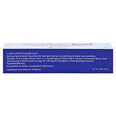 INFECTOSOOR Mundgel 40 Gramm - Unterseite