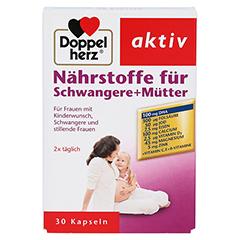 Doppelherz aktiv Nährstoffe für Schwangere + Mütter 30 Stück - Vorderseite