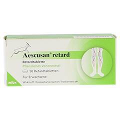 Aescusan retard 50 Stück N2 - Vorderseite