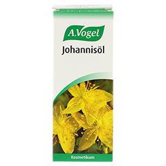 JOHANNISÖL A.Vogel 100 Milliliter - Vorderseite