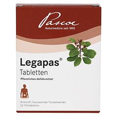 LEGAPAS 20 Stück - Vorderseite