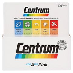 CENTRUM A-Z+Lutein Tabletten 100 Stück - Vorderseite