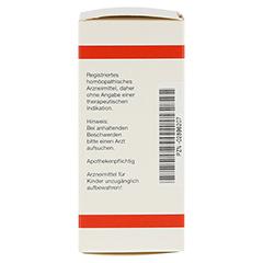 CEANOTHUS AMERICANUS D 6 Tabletten 80 Stück N1 - Linke Seite