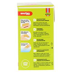 SNOEGG Soft Next Pfl.6 cmx4,5 m latexfrei hautf. 1 Stück - Rechte Seite
