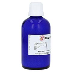 HCG C30 Gall Globuli 100 Gramm - Rechte Seite