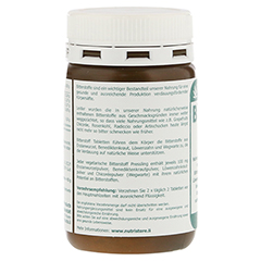 BITTERSTOFF Tabletten 150 Stück - Rechte Seite