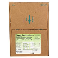 RINGER LACTAT Plastik Infusionslösung 10x1000 Milliliter N2 - Rechte Seite