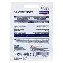 HANSAPLAST Silicone Soft Strips 2 Größen 8 Stück - Rückseite