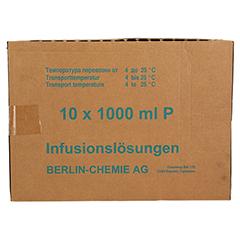 RINGER LACTAT Plastik Infusionslösung 10x1000 Milliliter N2 - Rückseite