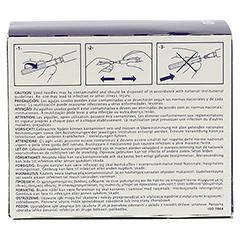 BD MICROLANCE Kanüle 22 G 1 0,7x25 mm 100 Stück - Rückseite
