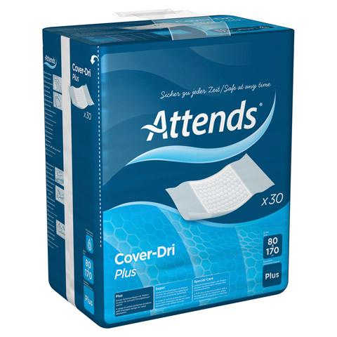 ATTENDS Cover-Dri Plus 80x170 cm 30 Stück