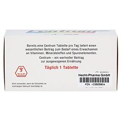 CENTRUM A-Z+Lutein Tabletten 100 Stück - Unterseite
