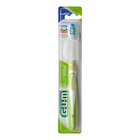 GUM ActiVital Zahnbürste kompakt medium 1 Stück