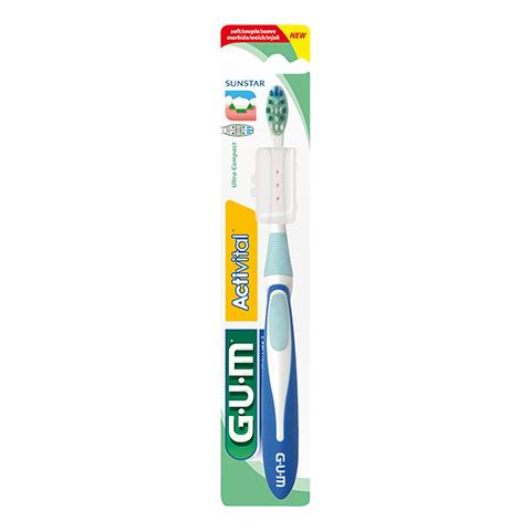 GUM ActiVital Zahnbürste kompakt soft 1 Stück