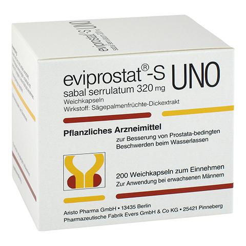 Eviprostat-S Sabal serrulatum 320 Uno 200 Stück N3