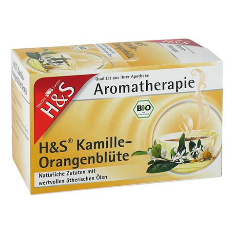 H&S Bio Kamille-Orangenblüte Aromather.Filterbeut. 20 Stück