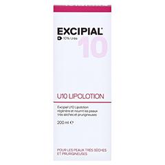 Excipial U 10 Lipolotio 200 Milliliter - Rückseite