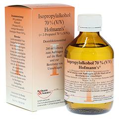 ISOPROPYLALKOHOL 70% V/V Hofmann's 200 Milliliter