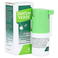 TANTUM VERDE 1,5 mg/ml Spray 30 Milliliter N1
