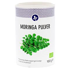 MORINGA 100% Blattpulver Bio 100 Gramm