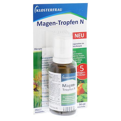 KLOSTERFRAU Magen-Tropfen N 50 Milliliter