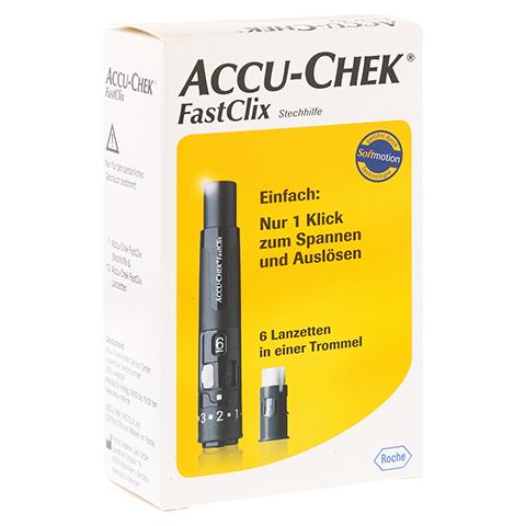 ACCU CHEK FastClix Stechhilfe Modell II 1 Stück