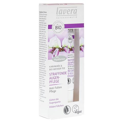 LAVERA straffende Augenpflege Karanja Creme 15 Milliliter