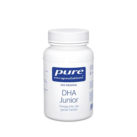 PURE ENCAPSULATIONS DHA Junior Kapseln 60 Stück