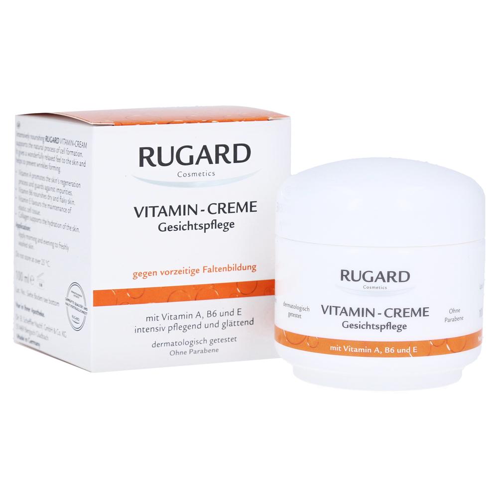 rugard vitamin creme gesichtspflege 100 milliliter online bestellen medpex versandapotheke. Black Bedroom Furniture Sets. Home Design Ideas