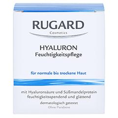 RUGARD Hyaluron Feuchtigkeitspflege 100 Milliliter - Vorderseite