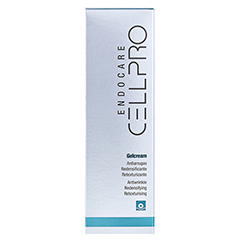 ENDOCARE CellPro Gelcream 30 Milliliter - Vorderseite