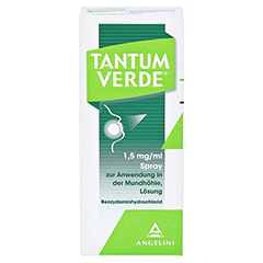 TANTUM VERDE 1,5 mg/ml Spray 30 Milliliter N1 - Vorderseite