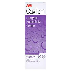 CAVILON Langzeit Hautschutz Creme FK 3392G 1x92 Gramm - Vorderseite