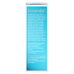 LYRANDA Kautabletten 20 Stück - Linke Seite