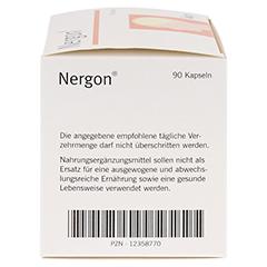 NERGON Kapseln 90 Stück - Linke Seite