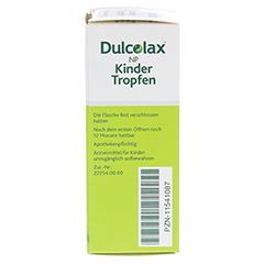Dulcolax NP Kinder 15 Milliliter N1 - Rechte Seite