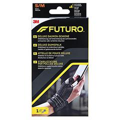 FUTURO Deluxe Daumen-Schiene S/M 1 Stück - Vorderseite