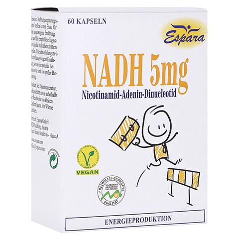 NADH 5 mg Kapseln 60 Stück