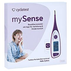 CYCLOTEST mySense digitales Bluetooth-Basaltherm. 1 Stück