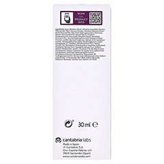 NEORETIN Serum Booster Fluid 30 Milliliter - Rückseite
