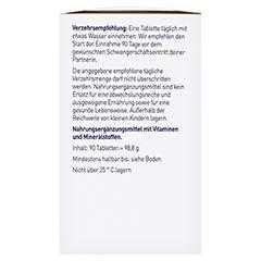 ELEVIT for Men Tabletten 90 Stück - Rechte Seite